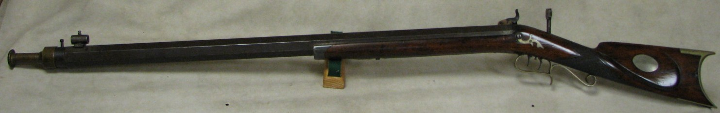 Artemus Leonard Percussion Civil War Sharp Shooters Rifle