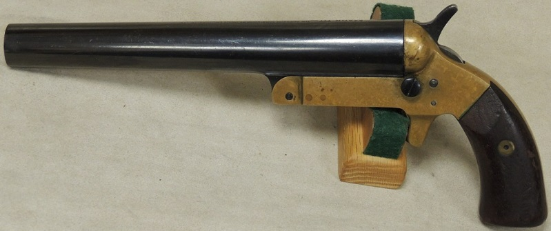 Remington WWI Mark III Flare/Signal 10 Bore Pistol S/N 81667