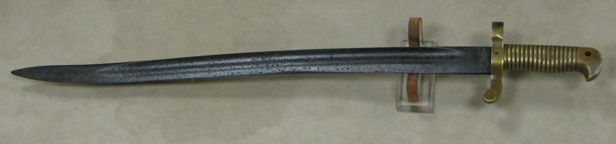 Collins & Co. 1861 Bayonet For A Navy Plymouth Rifle