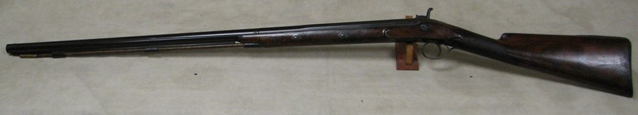 J. Manton & Son Early 1820s London Percussion 16 Bore Shotgun S/