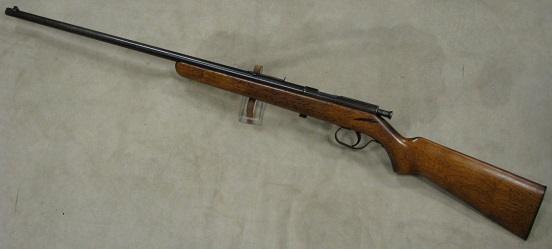 Ranger Model 103-8 Single Shot .22 S,L,LR Bolt Action
