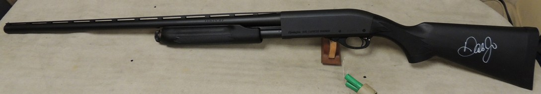 Dale Earnhardt Jr. *SIGNED* Remington 870 Express Magnum 12 GA S