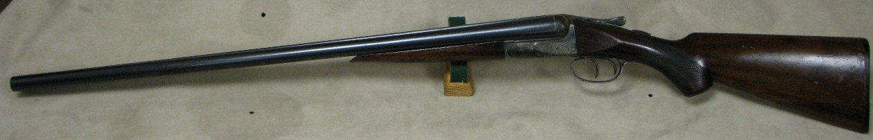 Sterlingworth / A.H. Fox Side by Side Field Grade 12 Bore Shotgu