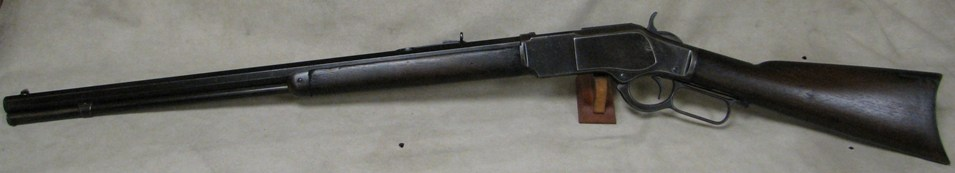 Winchester 1873 Lever Action .32-20 WCF Caliber Rifle S/N 476845