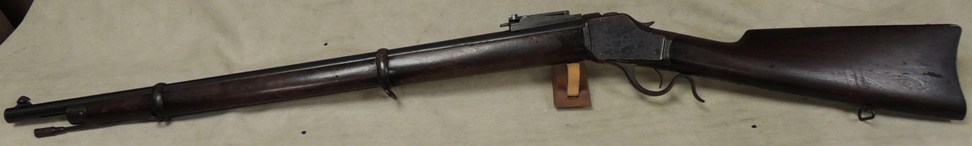 Winchester 1885 High Wall Musket .22 LR Caliber S/N 107370