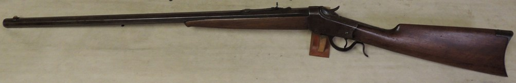 Winchester 1885 Low Wall .22 Long Caliber Rifle S/N 90840